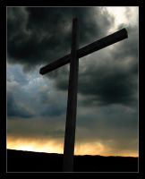 The Cross... by jkiner