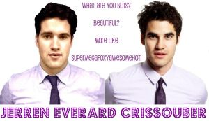 Darren Criss by prussia-the-awehsome