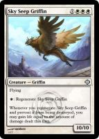 Sky Seep Griffin Fix't by Beastialman