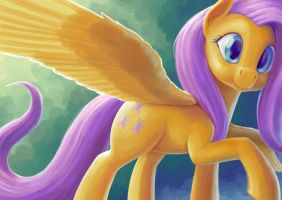 Gentle Wings by Dahtamnay