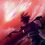 kingdom hearts 3 by BlueEyedPerceiver