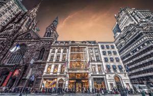 Henri Bendel New York by Tomoji-ized