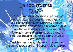 La adolescente (virgo) by Flowers012