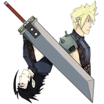The Buster Sword by maTerial9