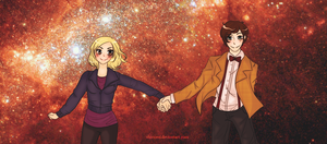 DrWho: Wherever you will go by shiriomi