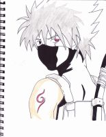 kakashi hatake anbu by Yami-The-Orca