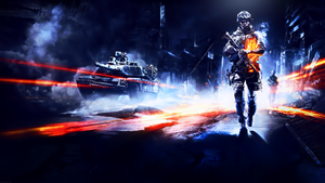 Battlefield 3 HD Wallpaper by keereeyos