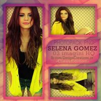 Selena Gomez Photopack PNG by DesignCreationsOffi