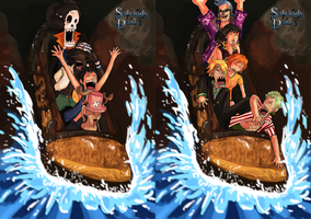 Log Flume by CodeNameZimbabwe