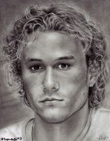 Heath Ledger by topazholly90