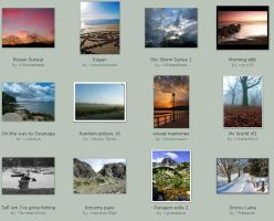 December Submissions 6th-9th by Scapes-club