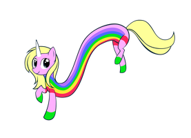 My.Little.Rainicorn by Rayne-Is-Butts