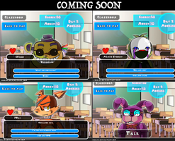 Coming Soon! New FNAF Dating Sim?? by Chibixi