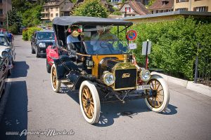 ford model t by AmericanMuscle