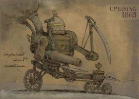 Imperial machine scout by Hetman80