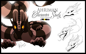 Ahriman Ref. by Imaje-Train