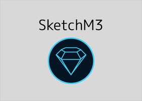 Sketch M3 Icon for OS X by MatiasAM