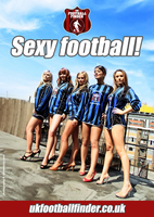 Sexy football by weasel35