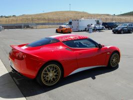 red Lotus Evora Sector 111 by Partywave