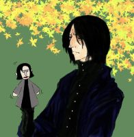 Snape: Potter Puppet Pal by SARScastic