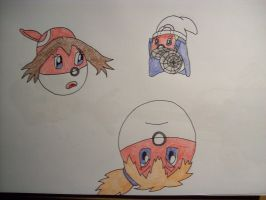 Misty May Dawn Pokeballs Tf by EduartBoudewijn