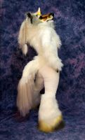 Unicorn Fursuit Full Back by Beetlecat