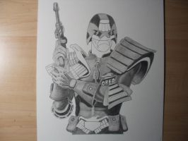 Dredd Day III by 12jack12