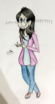 me by ILoveCowz