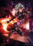 Cyber Police - Sergeant Natsumi by Bomu
