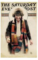 Tom Baker Evening Post by RodReis