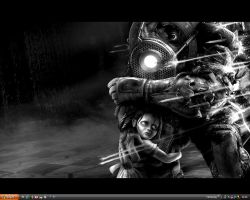 Bioshock Desktop by Dragon-UK