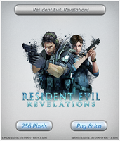Resident Evil Revelations - Icon by Crussong