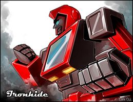 Ironhide by LONEOLD