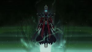 Karthus - The Deathsinger VU Wallpaper (\wo Text) by x4ct1on