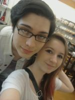 me and my love C: by SmLunaLight