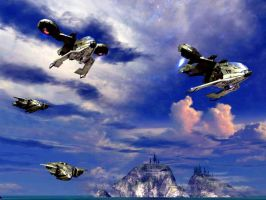 Halo 3 - Air Power by Locke-357