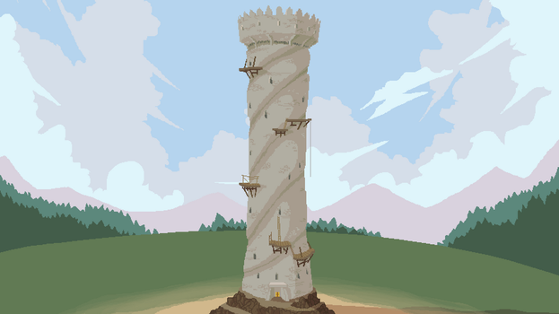 The Tower by Toen