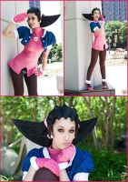 Commission: Tron Bonne Wig by score6