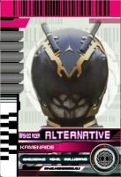 Kamen Ride Alternative by Mastvid