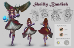 Sheilly Bandish [APFE] by leefaan