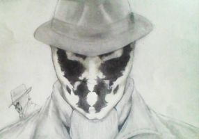 Rorschach test by KingVintage