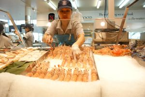 Sydney Fish Market by spyed