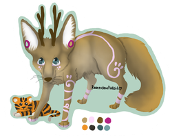 For Meggy-Jay by RavenclawHobbit