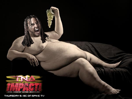 Fat Hardy TNA Advert by the-JACKANAPES