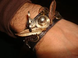 Pulsera paso a paso (Raul Barrientos) by SSPArgentina