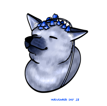 Huevember Day 18 by pinearts