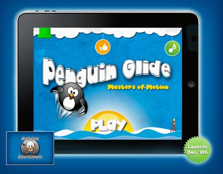 Penguin Glide by dcproductions25