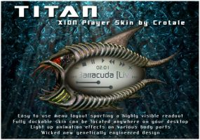 Titan Xion Skin by Crotale