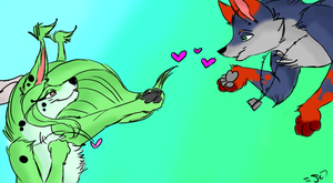 with love, from me, to you by WolfxTracks