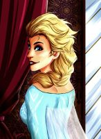 the true queen of the ice by thereina